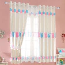 pink girl curtains bedroom baby pink curtains