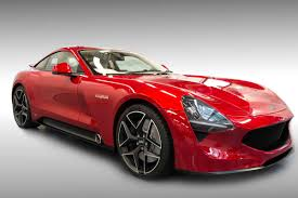 new tvr griffith british sportscar brand returns car er
