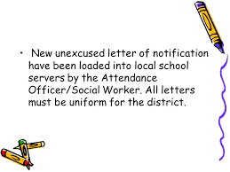 attendance procedures teachers are to maintain attendance records