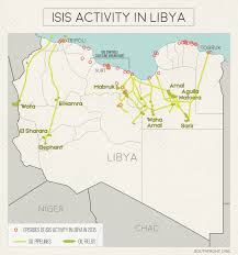 Map Of Libya Military Analysis Post Coup Libya Katehon Think Tank