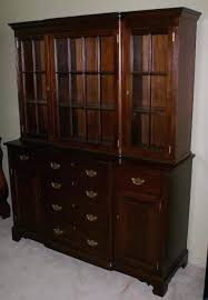 China Cabinets With Glass Doors China Cabinet Door Cabinet With Glass Door Rustic White Farmhouse