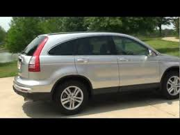 honda crv awd mpg 2011 honda crv xl leather awd sunroof navigation for sale see