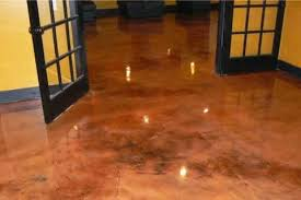 stained concrete floorz