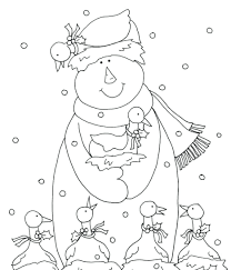 snowman coloring pages crayola online dltk free snowman coloring