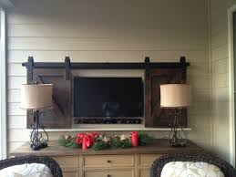 Barn Doors Houston by Barn Doors Tv Custom Sized And Finished Www