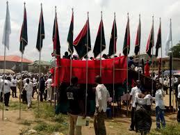 Biafra Flag Nda Is Fighting For The Freedom Of The People Of Biafra U0027 Ipob