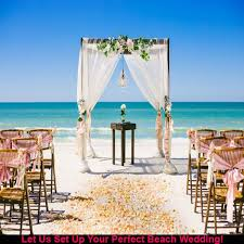 linen rentals miami miami wedding coordinators