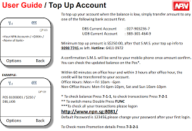 how to put a check on a prepaid card faq npn the best e channel in singapore