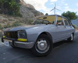 peugeot 504 peugeot 504 injection 1 8 berlina a02 u002768 add on replace