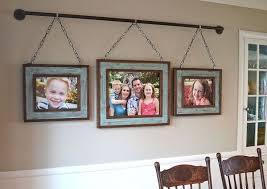 unique ways to hang pictures strikingly unique ways to hang pictures this family came up with a