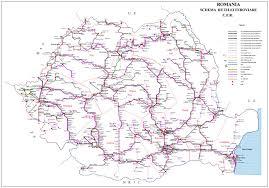 Romania Map A Recent History Of Passenger Train Operators In Romania U2013 Railweb Ch