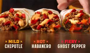 taco bell dares your taste buds with 3 new loaded grillers fast
