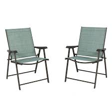 Patio Chair Sling Best Choice Products Set Of 2 Folding Chairs Sling Bistro Set