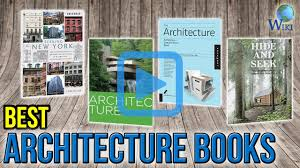top 10 architecture books of 2017 video review