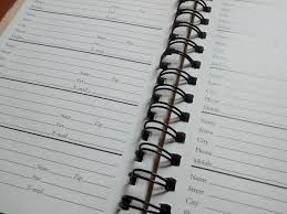 cool ways to write your name on paper address book wikipedia