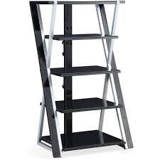 Mainstays 3 Shelf Bookcase Instructions Officeworks Black Bookcase Thesecretconsul Com