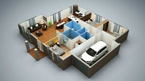 Create 3d Floor Plans by Avanila 3d Studio
