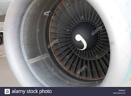rolls royce engine rolls royce jet engine on boeing 767 stock photo royalty free
