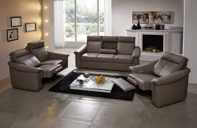 canap cuir relax electrique 3 places fauteuil relax électrique johnjohn