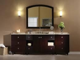 Above Vanity Lighting Bathroom Vanity Lights Bronze Wall Led Lights Above Stylish Mirror