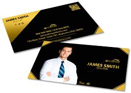 Realtor Business Card Template Creative Real Estate Business Card Template Modern Business