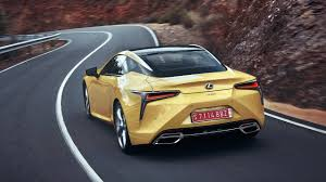lexus lc 500 competition 2018 lexus lc 500 pricing for sale edmunds