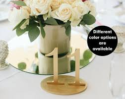 wedding table centerpieces table number wedding etsy
