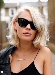 platinum blonde bob hairstyles pictures short hairstyles and cuts platinum blonde wavy bob hair cut