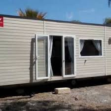 mobil home bureau las galletas caravans in the sun