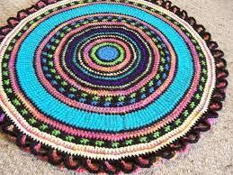 Crochet Tshirt Rug Pattern 16 Best Crochet Tee Shirt Rugs Images On Pinterest Tee Shirts