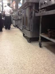 Commercial Kitchen Flooring Commercial Kitchen Epoxy Floors In Rhode Island Cape Cod Ma
