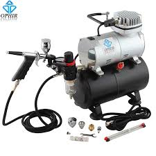 ophir airbrush kit 0 3mm 0 5mm 0 8mm touch up auto paint air compressor tank spray for cake decoration ac090 ac069 on aliexpress com alibaba group
