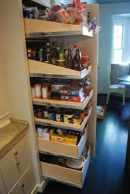 Kitchen Pull Out Cabinet by Best 25 Pull Out Pantry Shelves Ideas Only On Pinterest Pull