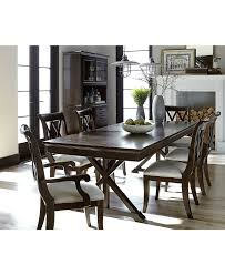 dining room macys dining table bench dining room table set