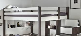 lit mezzanine ado avec bureau et rangement lit mezzanine ado avec bureau et rangement fabulous lit combin