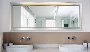 Custom Framed Bathroom Mirrors Bathroom Mirror Vanity Mirror Custom Size Custom Framed