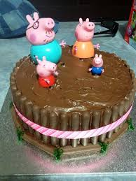 George Pig Cake Decorations 58 Best Peppa Pig Birthday Images On Pinterest Pigs Pig