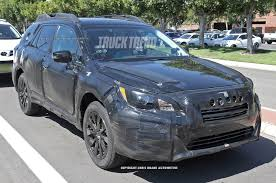 teal subaru outback caught 2015 subaru outback truck trend