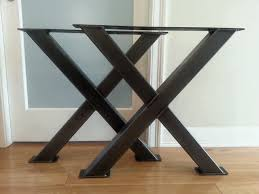 Coffee Table Legs Metal Furniture Table Legs Metal Design Ideas In Black Color Combine
