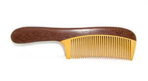 mulan hair comb hua mulan sandalwood comb project vanity