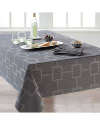 savings on origins tribeca microfiber 70 inch square tablecloth in