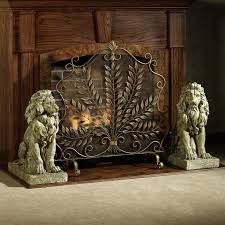 fireplace wooden screens s l1000 screen mesh material replacement for wonderful