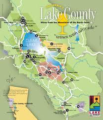 Sonoma Winery Map The New Sonoma Napa U2026 Lake County