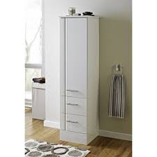 Tall White Linen Cabinet 14 Fresca Oxford Fst2060aw Tall Linen Side Cabinet Antique White