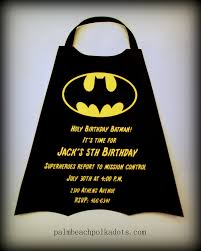 birthday invites stylish batman birthday invitations designs