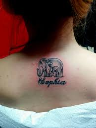 Tattoo Ideas For The Back Of Your Neck Back Neck Tattoo 7 Best Tattoos Ever