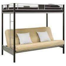 Metal Futon Bunk Bed Futon Bunk Bed Metal Saracina Home Target