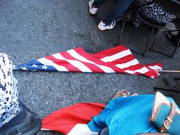 Jihad Flag For Sale Urban Infidel Muslim Day Parade 2012