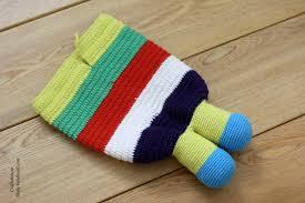crochet cute bolster cushion for kids craft ideas
