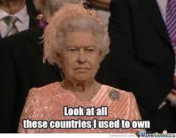 Unhappy Meme - why the queen looks unhappy by charritos meme center